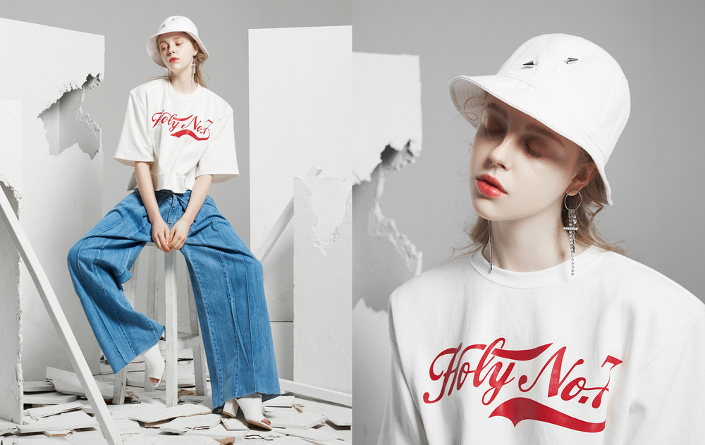 HOLYNUMBER7 17SS LOOKBOOK