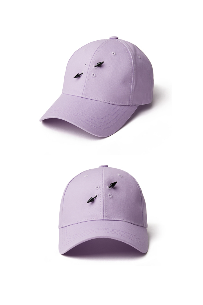Holy Simple Ball Cap_purple