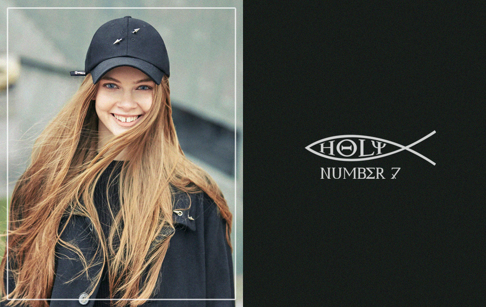 HOLYNUMBER7 17SS LOOKBOOK_Part.1