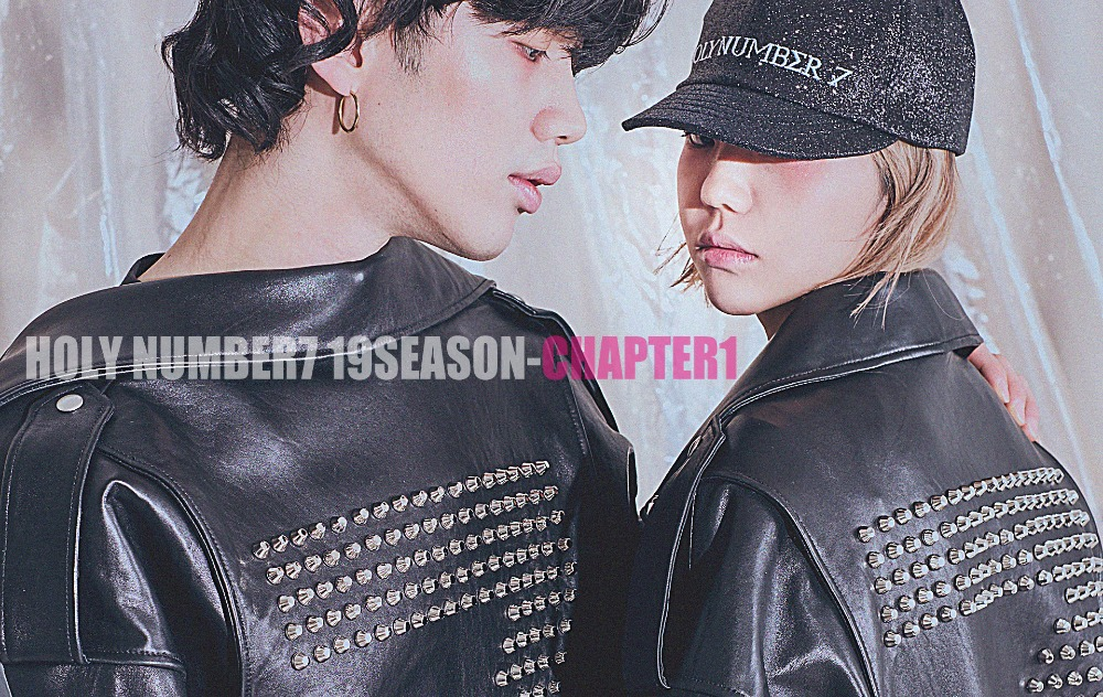 HOLY NUMBER7 19SEASON-CHAPTER1 LOOKBOOK
