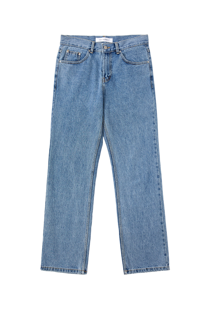 ISAIAH Blue Denim Pants